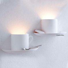 Idea genial para una cafetería