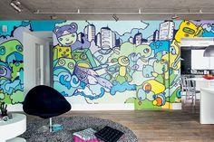 grafite na parede - Pesquisa Google