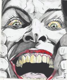 Desenho Coringa Joker