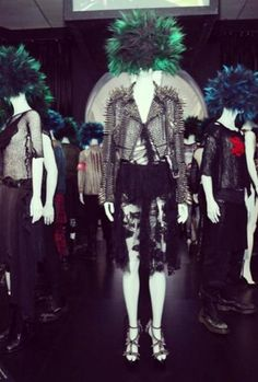PUNK: From Chaos to Couture at the Met