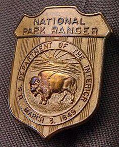 US park ranger