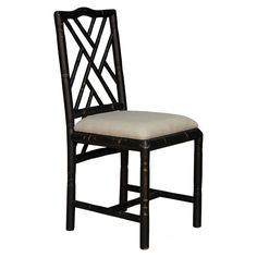Cornell Black Side Chair Set of 2 @LaylaGrayce