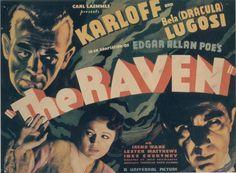 THE RAVEN ('35)