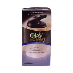 Olay Total Effect Night Firming Moisturizer | QuicknEasy - QnE