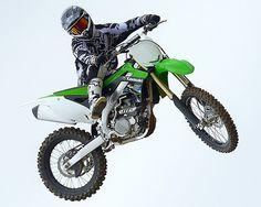 Dirt-Bikes from Kawasaki