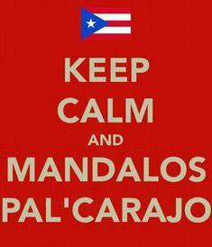 It's the Puerto Rican way