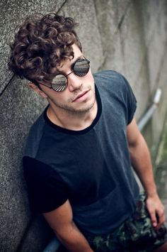 Round Sunglasses For Men | #men #sunglasses #fashion #style #affiliate