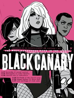 A promotional Black Canary EP released to coincide with the publication of the first trade paperback offers more authenticity than you might expect.