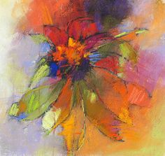 Coneflower by Debora+Stewart: Giclee+Print available at www.artfulhome.com