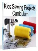 Kids Sewing Projects Index