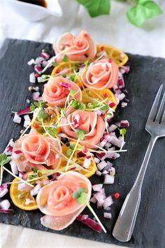 Food Humor, Holiday Tables, Canapes, Budget Meals, Creative Food, Food Presentation, Food Plating, Japanese Food, Pasta Salad