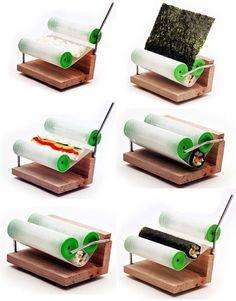 Sushi Maker... I absolute want it! #sushi