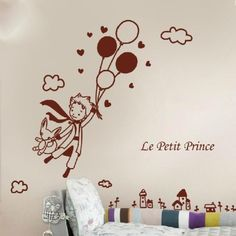 The Little Prince Kids Sticker | Wall Stickers and Decals ...
