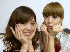 After School Lizzy & Juyeon