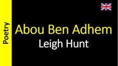 Poesia - Sanderlei Silveira: Jenny Kiss'd Me - Leigh Hunt