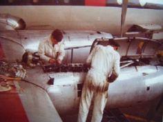 repairing Viscount engines