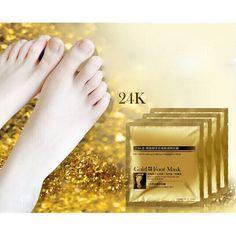 2Pcs Baby Foot Peeling Renewal Mask Remove Dead Skin Cuticle Heel Anti Aging