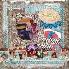Fabiana Ribeiro -Family Blessings