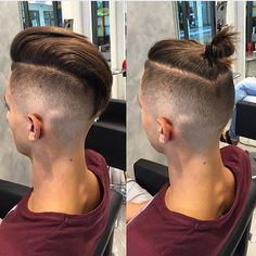 Double style by @alennmj ✂️