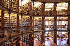 Linderman Library by Jiping. Please Like http://fb.me/go4photos and Follow @go4fotos Thank You. :-)