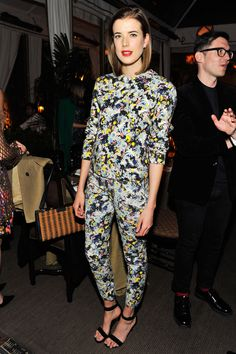 Agyness Deyn 20 MODELS WHO FLAWLESSLY TRANSITIONED TO FILM & TV