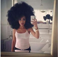 Big hair don't care