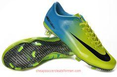05d421b40 2013 Nike Mercurial Vapor IX FG Electriicty Blue Black Soccer Cleats