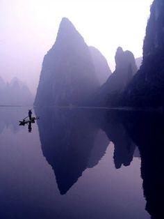 Li River by Michael Sheridan