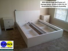 • 202 277-5911 • Furniture Assembly Services Hanover, MD • IKEA• Wayfair • Walmart • YELP Top 10 Best Furniture Assembly near Hanover, MD 21076 • 301 971-7219 • Queen Beds • Bunk Beds • IKEA MALM High bed frame/4 storage boxes Queen Article # 499.316.18 410 870-9337 • Assembly service – IKEA • 410 870-9337 • MALM • HEMNES • SLATTUM • SONGESAND Our services – IKEA We Assemble & Deliver • HAUGA • NORDLI • BRIMNES • TRYSIL • Beds & Mattresses IKEA Furniture Assembly | Flatpack Assembly 301… Chest Dresser, Dresser Furniture, Cool Furniture, Bed Mattress Ikea, Ikea Bed, High Bed Frame, Ikea Malm, Best Ikea