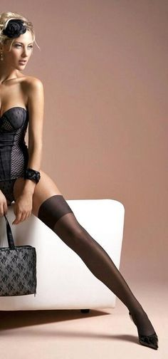 Pinned onto Sexy Babes in StockingsBoard in Lingerie Category Women Legs, Sexy Women, Sexy Lingerie, Fashion Lingerie, Bas Sexy, Foto Fashion, Femmes Les Plus Sexy, Glamour, Sexy Stockings