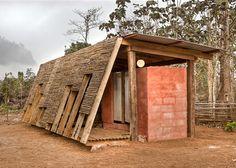 Safe Haven Bathhouse by TYIN Tegnestue Arkitekter
