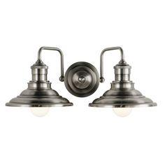 Shop allen + roth  2-Light Hainsbrook Antique Pewter Standard Bathroom Vanity Light at Lowe's Canada. Find our selection of bathroom vanity lighting at the lowest price guaranteed with price match + 10% off.