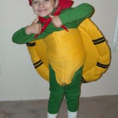 75 Cute Homemade Toddler Halloween Costume Ideas - parenting.com