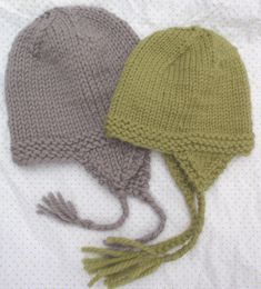 Kristy Johnson Ostergard's media content and analytics Ponytail Hat Knitting Pattern, Baby Hats Knitting, Baby Knitting Patterns, Knitting Designs, Knitted Hats, Crochet Patterns, Diy Crafts Knitting, Knitting Projects, Baby Boy Hats