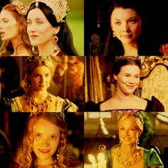 The Tudors  (Divorced, Beheaded, Died. Divorced, Beheaded, Survived.)