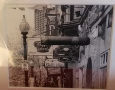 This photograph is available at Made in Fort Point. You can hang it on your wall. #Cigar