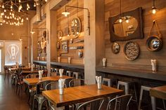 rustic modern restaurant - Google Search