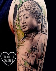 Resultado de imagem para tattoo de buda tibetano