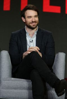 His beard is fuller than usual. I like.
