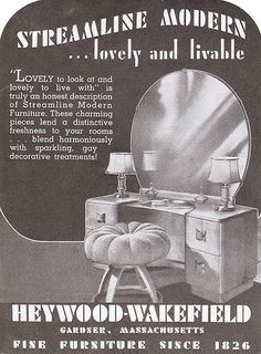 My Mom had a vanity just like this. Remember sitting on that bench and feeling so beautiful while either she or Kathleen did my hair.