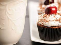 Muffini od čokolade s kremom