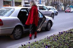 Streetstyle на Mercedes-Benz Fashion Week Tbilisi