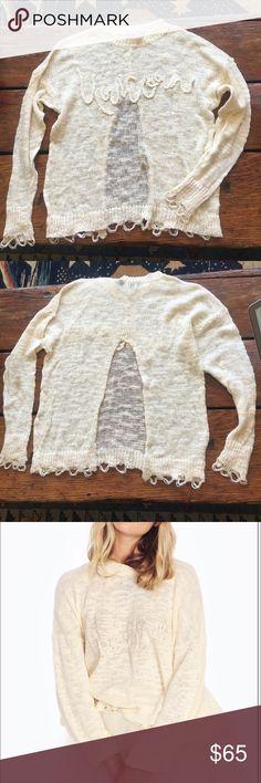 Wild fox sweater Wildfox unicorn sweater! In perfect condition Wildfox Sweaters Crew & Scoop Necks