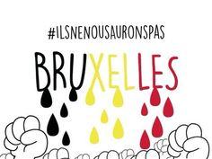 (40) Hashtag #bruxelles sur Twitter
