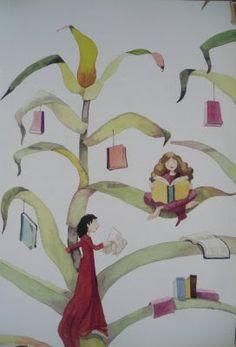 O prazer de ler, por Mónica Carretero