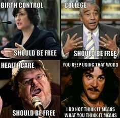 It isn't free to the tax payer!