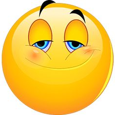This high-quality Content And Happy emoticon will look stunning when you use it in your email or forum. Go To Facebook, Facebook Timeline, Yummy Emoji, Funny Emoticons, Smileys, Sms Text, Text Messages, Happy Emoticon, Scrapbooks
