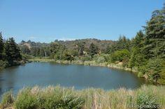 Franklin Canyon Lake