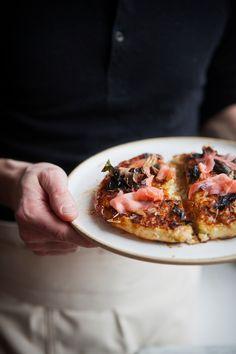 Okonomiyaki czyli japoński omlet – White Plate