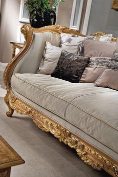 Medea | Collezione Prestige | Sofas | Art. 552